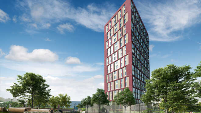 Апартаменты комфорт-класса Citimix С отделкой от 4,9 млн рублей.